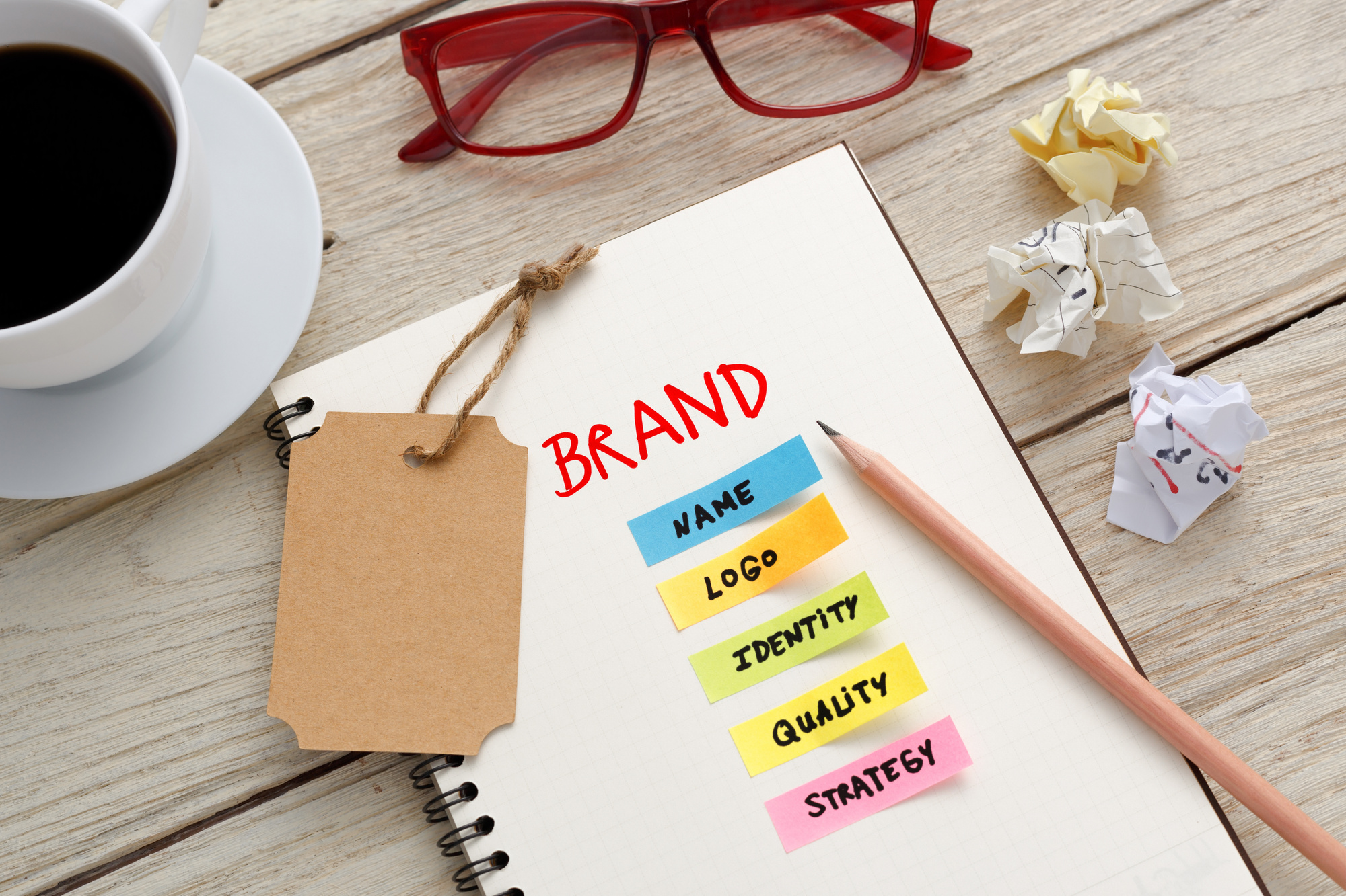 7 Brand Design Tips to Make Your Page Pop