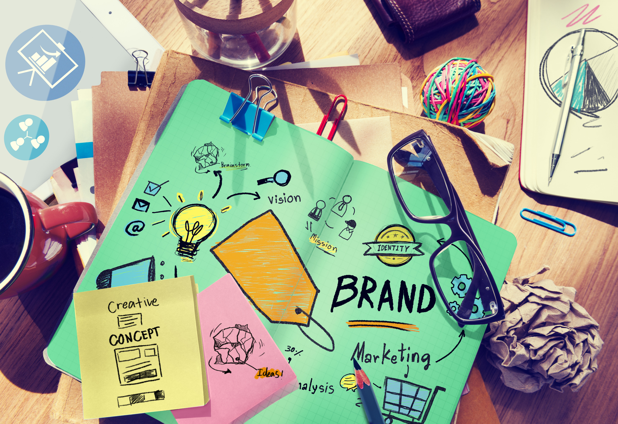 What Is Brand Identity? 4 Things You Need to Know