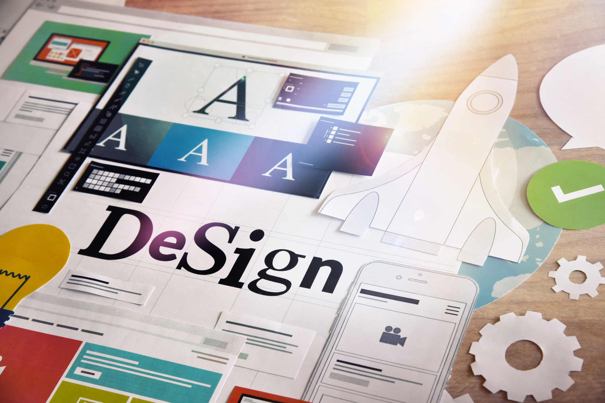 4 Simple Graphic Design Tips for a Flawless Design
