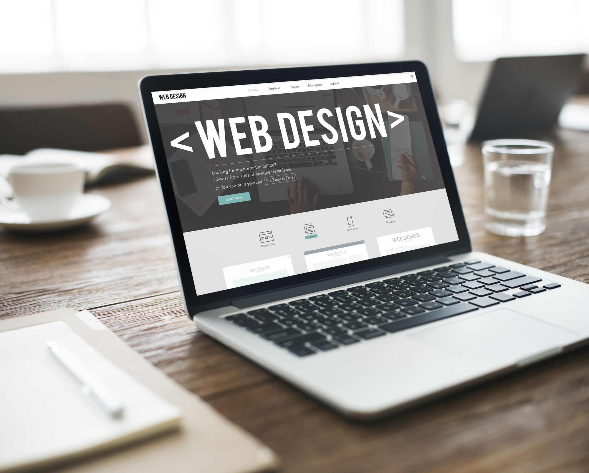 Modern Web Design Tactics Proven to Incite Digital Engagement